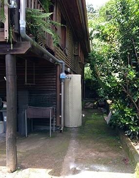 Récupérateurs eau Maison